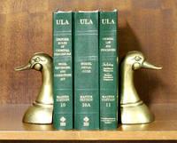 Criminal Law and Procedure (Vols. 10-11 Uniform Laws Annotated) 3 bks