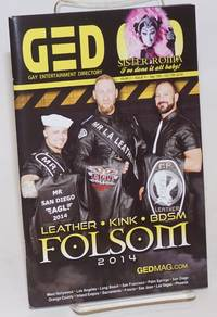 GED: Gay Entertainment Directory Year 2, #4, Sept. 15-Oct. 15, 2014; Folsom 2014