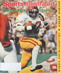 image of Sports Illustrated Magazine, October 2, 1978 (Vol 49, No. 14) : Rolling  Back The Tide - USC's Charles White Runs Wild