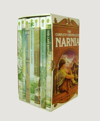 The Complete Chronicles of Narnia The Magician's Nephew; The Lion  The Witch and the Wardrobe; The Horse and His Boy; Prince Caspian; Voyage of the Dawntreader; The Silver Chair; The Last Battle Title: The Complete Chronicles of Narnia The Magician's Nephew; The Lion  The Witch and the Wardrobe; The Horse and His Boy; Prince Caspian; Voyage of the Dawntreader; The Silver Chair; The Last Battle Author: Lewis  C. S Book condition: Used Quantity a