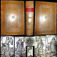 1623 THE HISTORIE OF GREAT BRITAINE UNDER THE CONQUESTS OF THE ROMANS, SAXONS, DANES AND NORMANS JOHN SPEED 2ND EDITION FOLIO LEATHER ILLUSTRATED by John Speed - 1623
