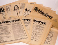 image of Pacific Coast Alternative, [15 issues], 1974