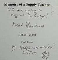 image of Our Little Treasure : Memoirs of a Supply Teacher
