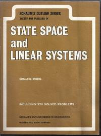 Schaum's Outline Series Theory and Problems of State Space and Linear Systems