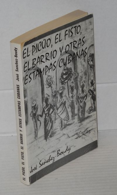 Miami: Ediciones Universal, 1977. Paperback. 271p., first edition, bit soiled wraps with a small tea...