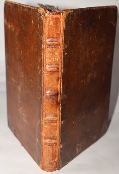 London: W. Lee (Printed by J. F. and S. G. William Lee, sold by Thomas Williams), 1664. Full Calf. G...