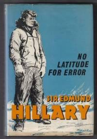 No Latitude For Error  - 1st Edition/1st Printing