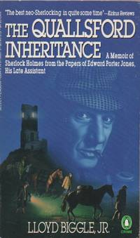 The Quallsford Inheritance: A Memoir of Sherlock Holmes from the Papers of Edward Porter Jones His Late Assistant by  Jr  Lloyd - Paperback - First printing of this edition - 1987 - from The Glass Key and Biblio.com