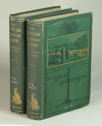 London: Smith, Elder, & Co, 1873. First edition, 2 volumes, 8vo, pp. x, , 483, ; vi, , 529, , ads; 1...