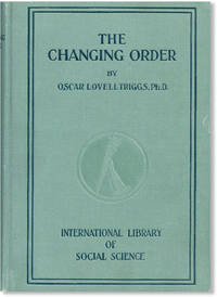 The Changing Order: A Study of Democracy