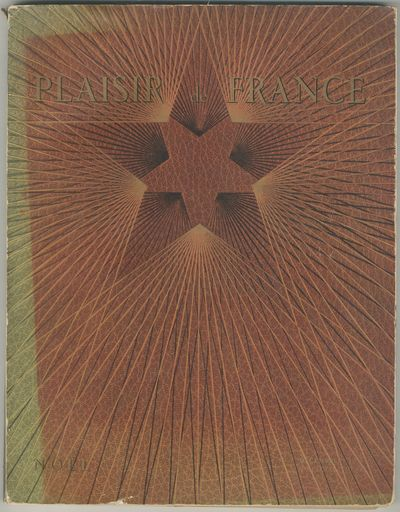 Paris: Plaisir de France, 1953. Softcover. Good. First edition. Quarto magazine. Text is in French. ...