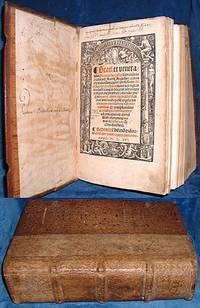 DE RELIGIONE CHRISTIANA .. Aureum Opus: Evangeliorum ordine .. Continens Elucidationem