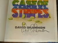 *Signed* A Bad Case of Stripes softcover