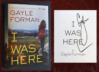 image of I Was Here (SIGNED 1st Printing)