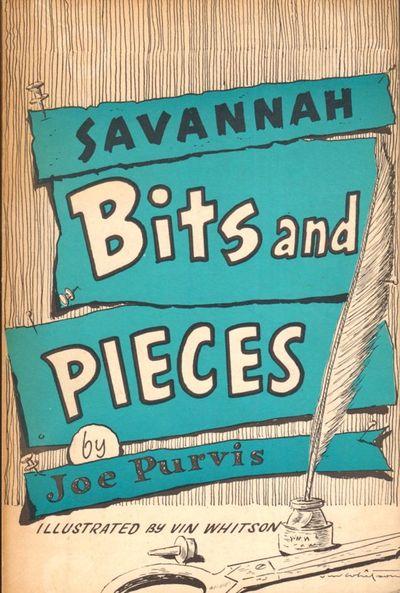 Savannah: Kennickell Printing Company, 1976. Second printing. Soft cover. Very good. Octavo. , 126 p...