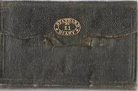 1893 HANDWRITTEN DIARY, KEPT BY THIS SCHOOLGIRL IN PROCTORSVILLE, WINDSOR COUNTY, VERMONT