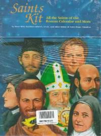 saints kit loyola press box of 189 cards by sister mary glavich 1995 10