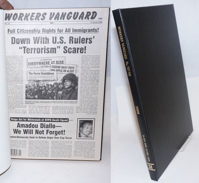 New York: Spartacist Publishing Co, 2000. Hardcover. Various pagination, 11x17 inches, bound volume ...
