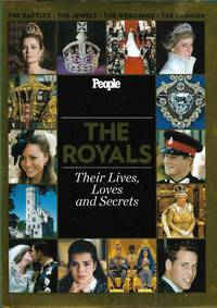 People: The Royals by Editors of People Magazine - Hardcover - April 10, 2007 - from Paper Time Machines (SKU: 4722)