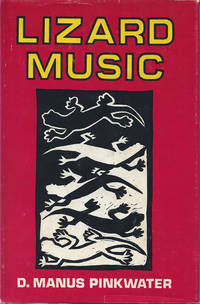 Lizard Music by  Daniel (D. Manus) Pinkwater - Signed First Edition - 1976 - from Passages Bookshop (SKU: 3678)
