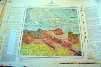 Vercelli. F� 57. Carta geologica d\'Italia.