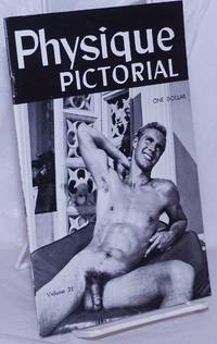 image of Physique Pictorial vol. 21, July 1972: Bobby Nelson cover