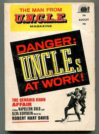 The Man From U.N.C.L.E. Magazine Vol. 4 No. 1 (August 1967)