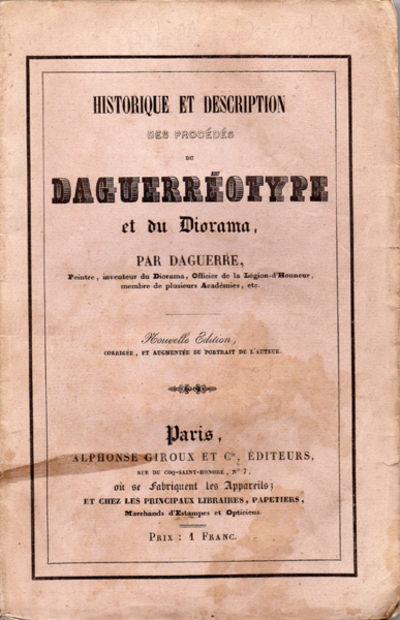 Historique et Description des...