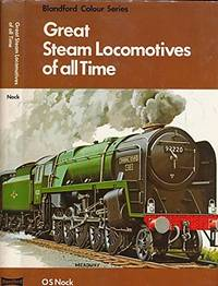 Great Steam Locomotives of All Time Colour S.