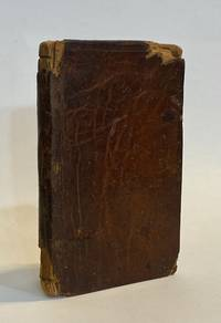 [COLONIAL BINDING - CONNECTICUT, 1760]. A Confession of Faith Owned and Consented to by the...