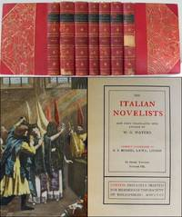The Italian Novelists. Now First Translated Into English. Choicely Illustrated By E. R. Hughes. in Seven Volumes