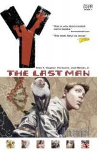 image of Y: The Last Man, Vol. 1: Unmanned