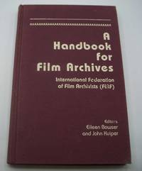 image of A Handbook for Film Archives