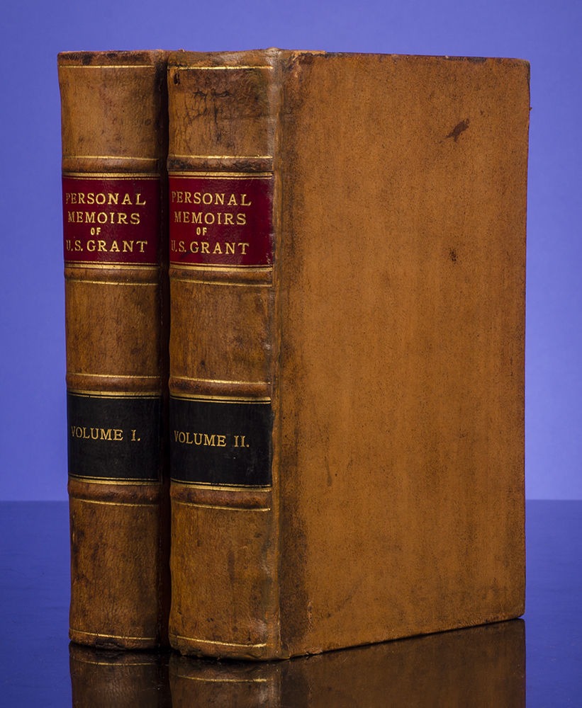 Personal Memoirs of U.S. Grant: All Volumes