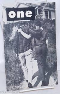 image of One Magazine; the homosexual viewpoint; vol. 12, #4, April 1964