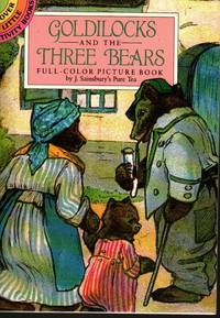 Goldilocks and the Three Bears Full-Color Picture Book