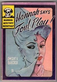 Hannah Says Foul Play