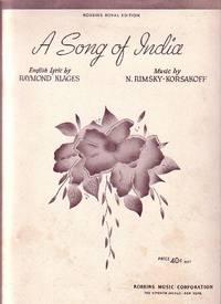 A Song of India - Robbins Royal Edition, S.H. 266-4