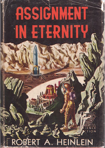 Reading, PA: Fantasy Press, 1953. First edition. Collection of four science fiction and science fant...