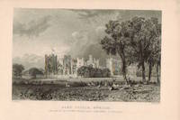 View of  the Country House, Raby Castle the Seat of the Duke of Cleveland after T. Allom by W Le...