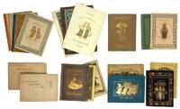 [Greenaway, Kate] Complete Presentation Set of Kate Greenaway Almanacks Owned by John Drinkwater