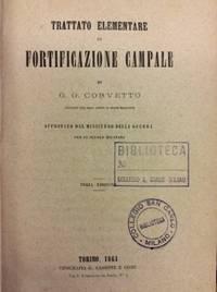 TRATTATO ELEMENTARE DI FORTIFICAZIONE CAMPALE.