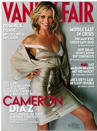 image of VANITY FAIR 2003 - CAMERON DIAZ