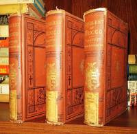 HISTORY OF THE CONQUEST OF MEXICO [ 3 Volume Set ] by  William H Prescott - Hardcover - New and Revised Edition - 1875 - from Rare Book Cellar and Biblio.co.uk