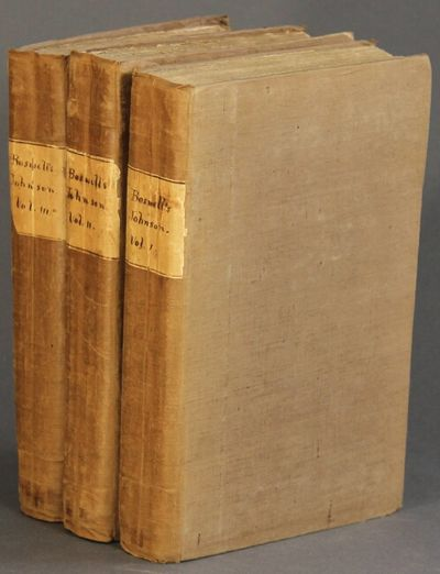 Boston: W. Andrews and L. Blake, 1807. First American edition, taken from the fifth Malone edition p...