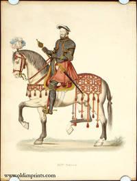 XVI. Siecle.  Le Roi Francois I.er
