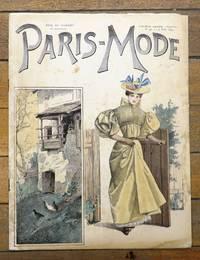 image of Paris-Mode, 17 Aout 1895