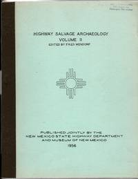 Highway Salvage Archaeology (Volume II)
