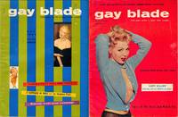 Gay Blade (2 Vintage pin-up magazines, 1957-59)