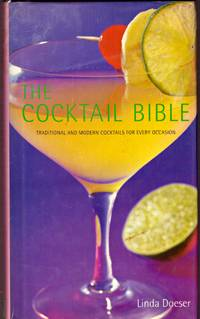 image of THE COCKTAIL BIBLE: